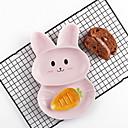 cheap Bakeware-2pcs Porcelain Creative / Lovely Dinner Plate, Dinnerware