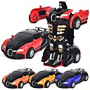 cheap Toy Boats-Toy Car Car / Robot Transformable / Cool Metal Alloy Child's Gift 1pcs