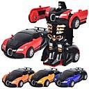 abordables Carros de juguete-Coches de juguete Coche / Robot Transformable / Cool Aleación de Metal Niño Regalo 1pcs