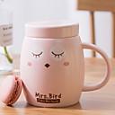 cheap Rhinestone & Decorations-Drinkware China Mug Heat-Insulated 1pcs