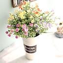 tanie Sztuczne kwiaty-Sztuczne Kwiaty 1 Gałąź minimalistyczny styl / Nowoczesny Chryzantema / Wieczne Kwiaty Bukiety na stół