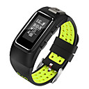 cheap Smartwatches-Smartwatch STSDB10 for Android 4.3 and above / iOS 7 and above Heart Rate Monitor / Blood Pressure Measurement / Calories Burned / Long Standby / Touch Screen Pedometer / Call Reminder / Activity