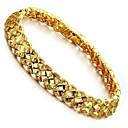 cheap Men's Bracelets-Geometric Chain Bracelet - Fashion Bracelet Gold For Gift / Daily