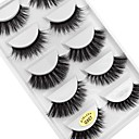 cheap Eyelashes-Eye 1 Natural / Curly Daily Makeup Full Strip Lashes / Thick Make Up Professional / Portable Portable Daily 1cm-1.5cm