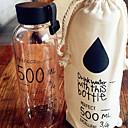 זול בקבוקי מים-drinkware זכוכית זכוכית בידוד 1pcs