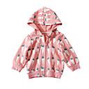 ieftine Îmbrăcăminte Bebeluși-Bebelus Unisex De Bază Fruct Manșon Lung Bumbac Jachetă & Haină / Copil