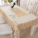 ieftine Fețe de masă-Contemporan Pătrat Fețe de masă Geometric / Brodată Decoratiuni de tabla 1 pcs