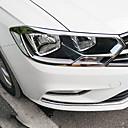 tanie Automotive Body Decoration and Protection-2szt Samochód Oświetlenie samochodowe Biznes Typ wklejania na Lampa przednia Na Volkswagen Bora 2016 / 2017