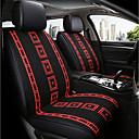 abordables Fundas de Asiento-ODEER Cojines para asiento de coche Cubre asientos Negro / Rojo Textil Común for Universal Todos los Años Todos los modelos