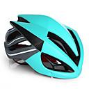 baratos Capacetes de Ciclismo-Adulto Capacete de bicicleta 19 Aberturas CE Resistente ao Impacto, Peso Leve EPS Esportes Ciclismo / Moto / Campismo - Preto / Vermelho / Gray + verde / Azul e preto