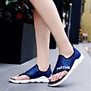 ieftine Adidași Bărbați-Bărbați Țesătură Vară Confortabili Sandale Gri / Rosu / Albastru