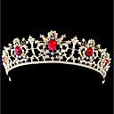 זול הד פיס למסיבות-סגסוגת אביזר לשיער עם ריינסטון 1pc חתונה / אירוע מיוחד כיסוי ראש