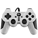 cheap PS4 Accessories-BTP-2163X Wired Game Controllers For Sony PS3 / PC ,  Vibration Game Controllers ABS 1 pcs unit