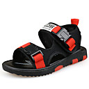 cheap Boys' Shoes-Boys' Shoes Tulle Summer Comfort Sandals Magic Tape for Black / Red