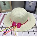 זול סטים של ביגוד לבנות-יוניסקס בסיסי מכנסיים - חג רזה סגול מידה אחת / כובעים ומצחיות / פעוטות
