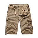 cheap Car Charger-Men's Active / Basic Shorts Pants - Striped