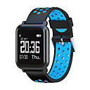 cheap Smart Activity Trackers & Wristbands-Smartwatch STSN60 for Android iOS Bluetooth Waterproof Heart Rate Monitor Blood Pressure Measurement Touch Screen Calories Burned Pedometer Call Reminder Sleep Tracker Find My Device / Long Standby
