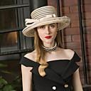 povoljno Kentucky Derby Hat-Til Kentucky Derby Hat / kape s Mašnica 1pc Vjenčanje / Zabava / večer Glava