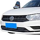 tanie Others-8 szt. Samochód Dekoracja przedniej kratki samochodu Biznes Typ wklejania na Kratka przednia samochodu Na Volkswagen Bora 2018 / 2016 / 2017