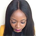 ieftine Meșe Remy Din Păr Natural-Păr Virgin Integral din Dantelă Perucă Păr Brazilian Drept Perucă Frizură în Straturi 130% Densitatea părului cu păr de păr Linia naturală de păr Negru Pentru femei Scurt Lung Lungime medie Peruci