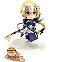 preiswerte Zeichentrick Action-Figuren-Anime Action-Figuren Inspiriert von Schicksal / Großauftrag Jeanne d'Arc PVC 10 cm CM Modell Spielzeug Puppe Spielzeug