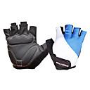 billige Sykkelhansker-WOSAWE Half-finger Unisex Motorsykkel hansker Pustende netting Pustende / Slitasje-sikker / Antiskli