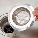 cheap Kitchen Appliances-Kitchen Cleaning Supplies Stainless Steel Sink Filter Universal / Creative Kitchen Gadget 1pc