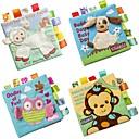 preiswerte Lesespielsachen-Lesespielzeug Tiere 3D Buch lesen Vorschule Jungen Mädchen Spielzeuge Geschenk 1 pcs