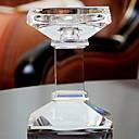 זול נרות ופמוטים-סגנון מינימליסטי זכוכית פמוטים נר 1pc, מחזיק נר / נרות