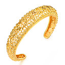 ieftine Broșe la Modă-Pentru femei Sculptură Brățări Bangle / Brățări Bantă - Placat Auriu Έθνικ Brățări Auriu Pentru Petrecere / Cadou