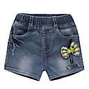 tanie Spodnie dla niemowląt-Dziecko Dla dziewczynek Podstawowy Solidne kolory Szorty / Brzdąc