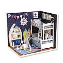 cheap Doll Houses-Dollhouse Creative Exquisite Mini Pieces Child's Girls' Toy Gift