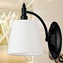 olcso Fali rögzítők-Modern / kortárs Fali lámpák Nappali szoba / Hálószoba Fém falikar 220-240 V 25 W