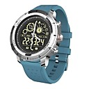 levne Chytré hodinky-Inteligentní hodinky JSBP-NX02 pro iOS / Android Voděodolné / Spálené kalorie / Krokoměry / Multifunkční Časovač / Stopky / Krokoměr / Záznamník hovorů / Najdi mé zařízení / Budík / Čidlo gravitace