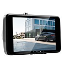 זול דיסק נייד USB-Anytek G70C 1080p ראיית לילה רכב DVR 170 מעלות זווית רחבה 4 אִינְטשׁ דש קאם עם WDR רכב מקליט