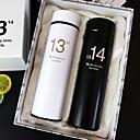 ieftine Lămpi de vid și termose-Drinkware Oțel inoxidabil Cupa vid Reținerea de căldură 2 pcs