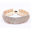 cheap Necklaces-Women's Layered Tennis Bracelet - Sweet, Fashion Bracelet Gold / Silver For Party / Date