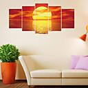 ieftine Acțibilde de Perete-Autocolante de Perete Decorative - Autocolante perete plane Peisaj Sufragerie / Dormitor / Baie