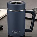 ieftine Lămpi de vid și termose-Drinkware PP+ABS / De fier inoxidabil Rotativă -Izolate termic 1 pcs