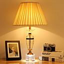 זול מנורות שולחן-מסורתי / קלסי דקורטיבי מנורת שולחן עבור סלון / חדר שינה זכוכית 220-240V