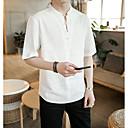 preiswerte Edelstahl-Herrn Solide - Chinoiserie T-shirt