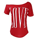 cheap Wine Coolers & Chillers-Women's Basic T-shirt - Letter