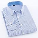 abordables Vestidos de Niña-Hombre Básico Camisa Un Color / A Rayas