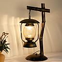 رخيصةأون أباجورات-فني تصميم جديد مصباح الطاولة من أجل غرفة الجلوس معدن 220-240V