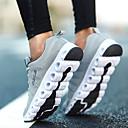 abordables Zapatillas para Correr-Hombre Zapatillas de Running Goma Paseo / Running / Correr Ligeras, Amortización, Transpirabilidad Tul Gris oscuro / Azul / Gris