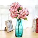preiswerte Kunstblume-Künstliche Blumen 1 Ast Klassisch / Einzelbett(150 x 200 cm) Rustikal / Hochzeitsblumen Blütenblätter / Ewige Blumen Tisch-Blumen