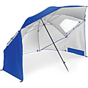 cheap Camping Furniture-Naturehike  Outdoor Umbrella / Sun Umbrella Screen Tent Beach Tent UV Resistant SPF35 Single Layered 1500-2000 mm Camping Tent  for Beach Camping / Hiking / Caving Oxford Cloth 240*240*200 cm