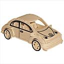 ieftine Puzzle Lemn-Puzzle Lemn / Jucării Logice & Puzzle Mașină Școală / Model nou / nivel profesional De lemn 1 pcs Pentru copii Toate Cadou