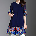 cheap Clutches & Evening Bags-AINIER Women's Vintage / Basic Blouse - Solid Colored / Floral