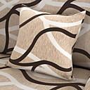 preiswerte Weihnachtsdeko-2 Stück Polyester Kissenbezug, Geometrisch Mit Mustern / Moderner Stil